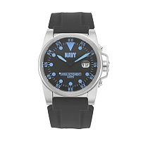 Wrist Armor Men's Military United States Navy Watch - 37WA041101A