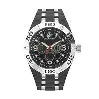 Wrist Armor Men's Military United States Marine Corps C23 Analog & Digital Chronograph Watch
