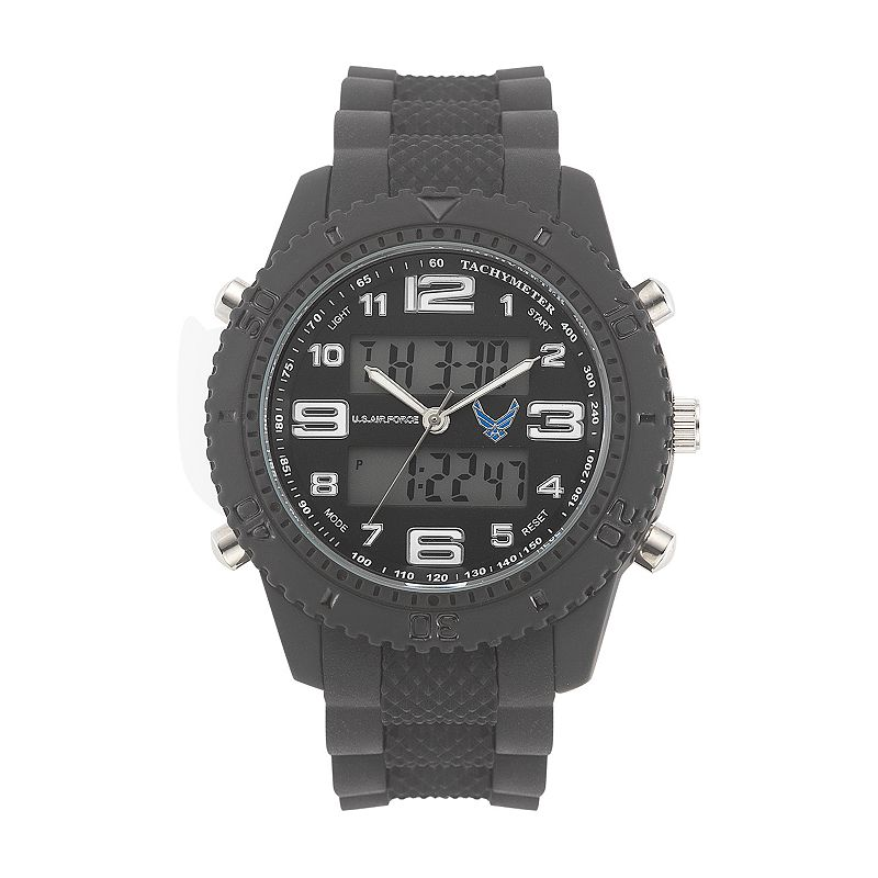 Wrist Armor Men's Military United States Air Force C27 Analog & Digital Chronograph Watch - 37300005