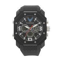 Wrist Armor Men's Military United States Air Force C28 Analog & Digital Chronograph Watch - 37300008