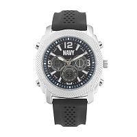 Wrist Armor Men's Military United States Navy C21 Analog & Digital Chronograph Watch