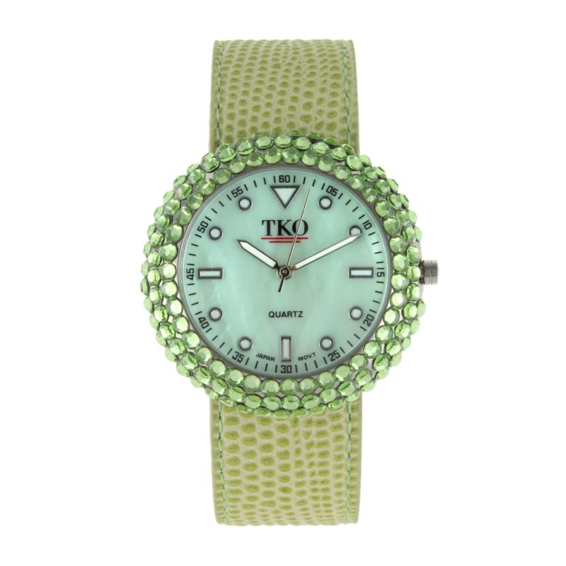 TKO Orlogi Women's Watch, Green thumbnail