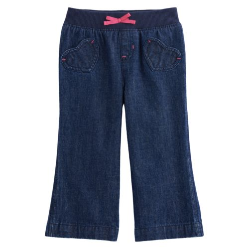 Jumping Beans® Baby Heart Jeans