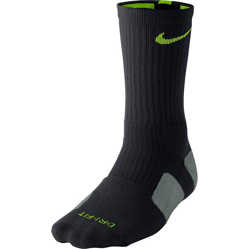 Boys Nike Elite Basketball Crew Socks