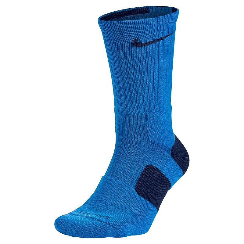 Boys Nike Elite Basketball Crew Socks