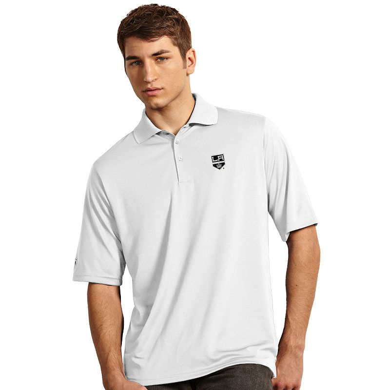 Men's Los Angeles Kings Exceed Desert Dry Xtra-Lite Performance Polo