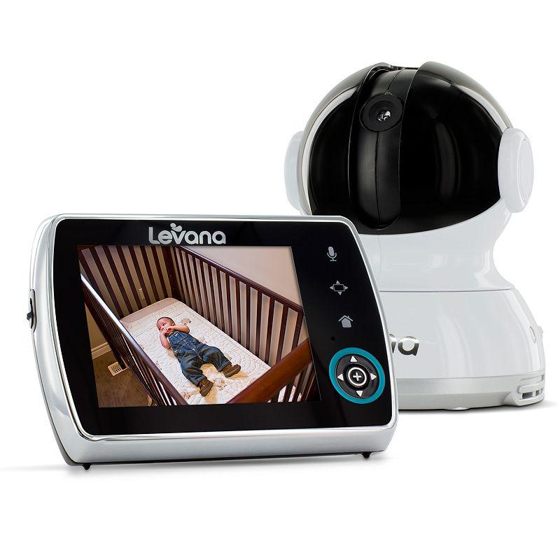 levana keera recording video baby monitor. Black Bedroom Furniture Sets. Home Design Ideas