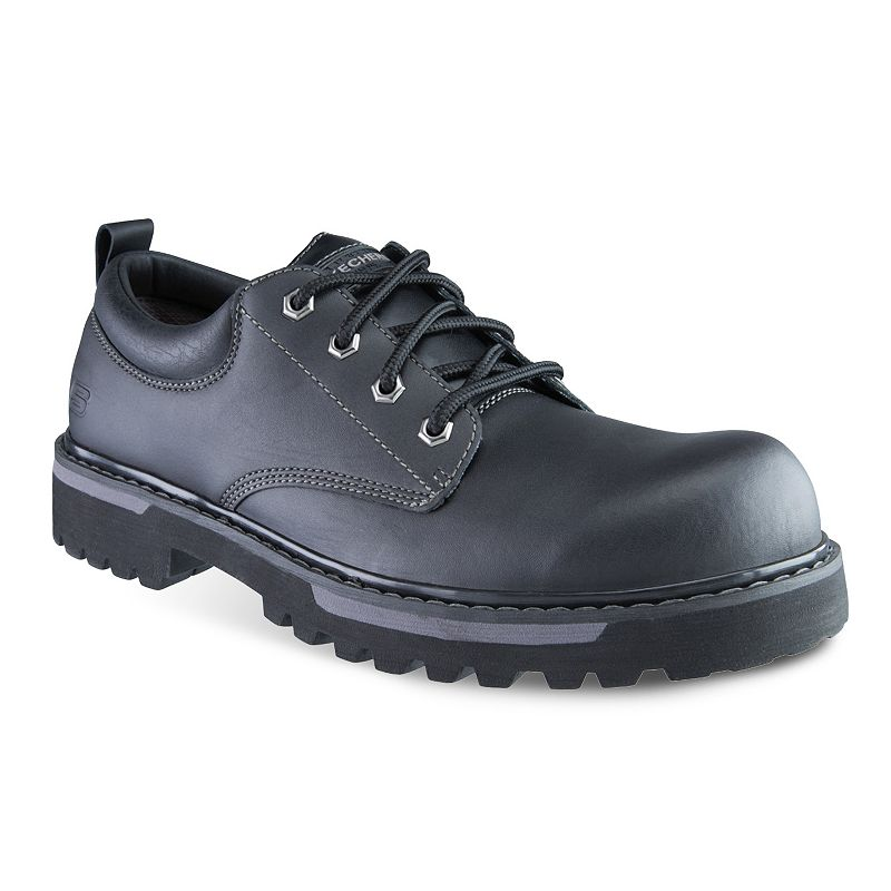 Skechers Alexander Men's Utility Oxford Shoes