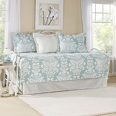 Laura Ashley Lifestyles Rowland 5-pc. Daybed Quilt Set by