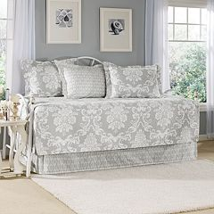 Laura Ashley Lifestyles Venetia 5-pc. Daybed Quilt Set by