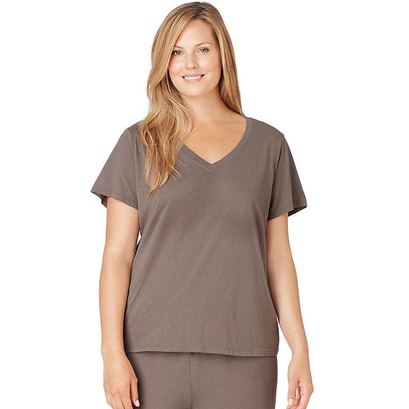 Plus Size Jockey Pajamas: Modern Cotton Pajama Tee