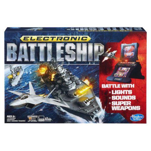 Electronic Battleship Game by Hasbro