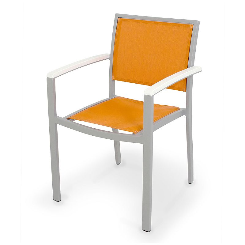 POLYWOOD® Bayline Bright Arm Chair - Outdoor