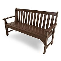POLYWOOD® Vineyard 60-in. Bench - Outdoor
