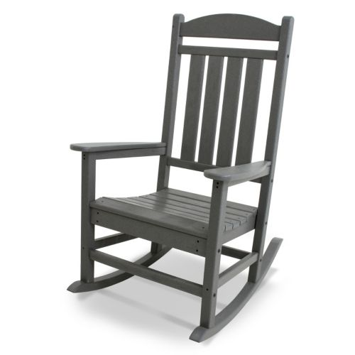 POLYWOOD Presidential Rocking Chair - Outdoor