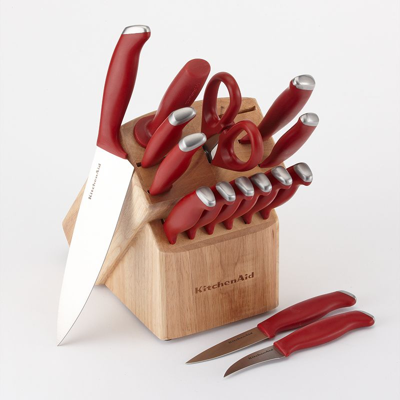 KitchenAid Cook's Series 16-pc. Cutlery Set