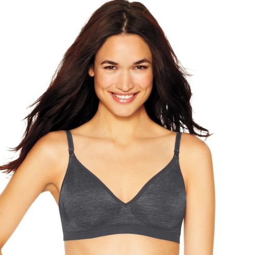 barely there Bra: CustomFlex Fit Lightly Lined Wire-Free Bra 4085 - Women's