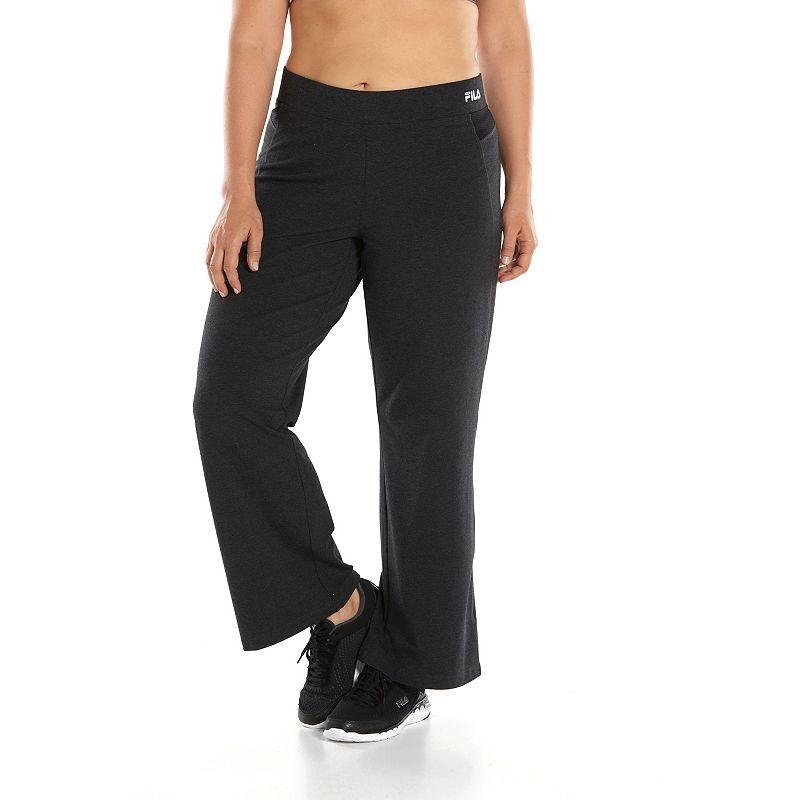 Plus Size FILA SPORT® Core Essentials Focus Fitness Yoga Pants