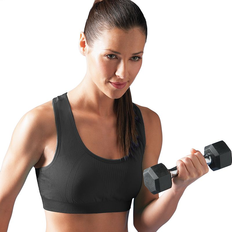 Tek Gear® Bra: Core Essentials Seamless Low-Impact Sports Bra - Women's