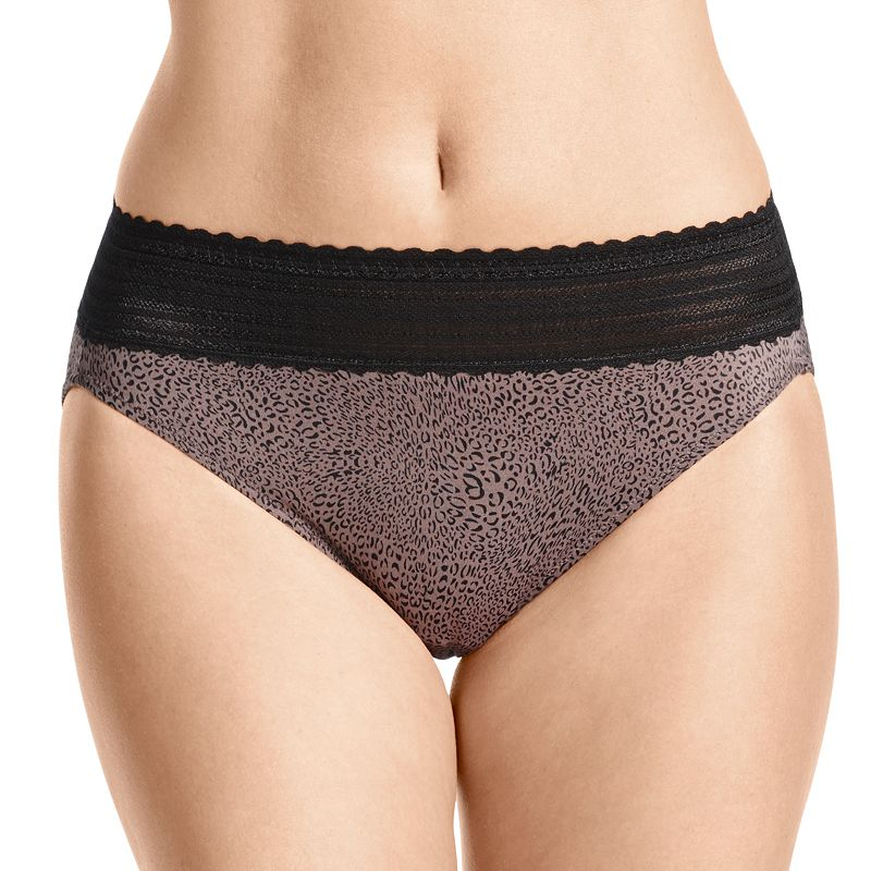 Warner's No Pinching. No Problems. Lace Hi-Cut Panty 5109 - Women's