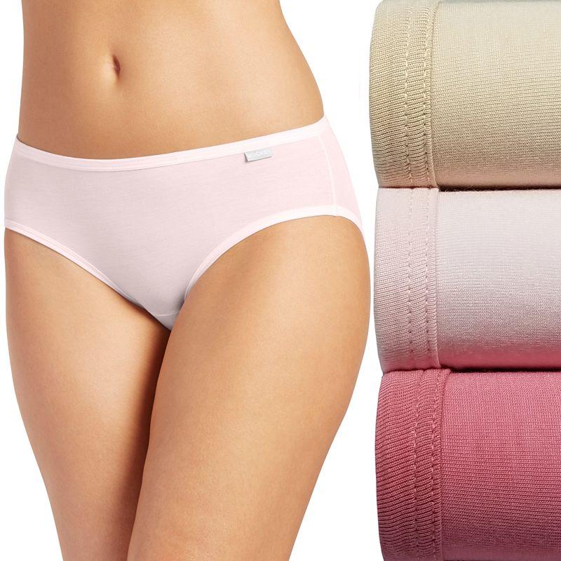 Jockey Elance 3-pk. Super Soft Bikini Panties 2070 - Women's