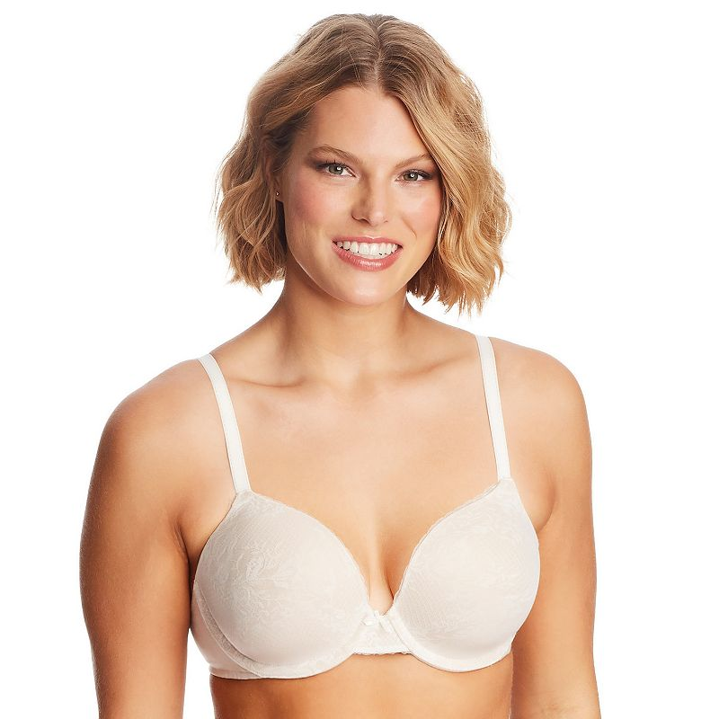 Maidenform Bra: Comfort Devotion Extra Coverage Lace-Trim Demi Bra 9404 - Women's