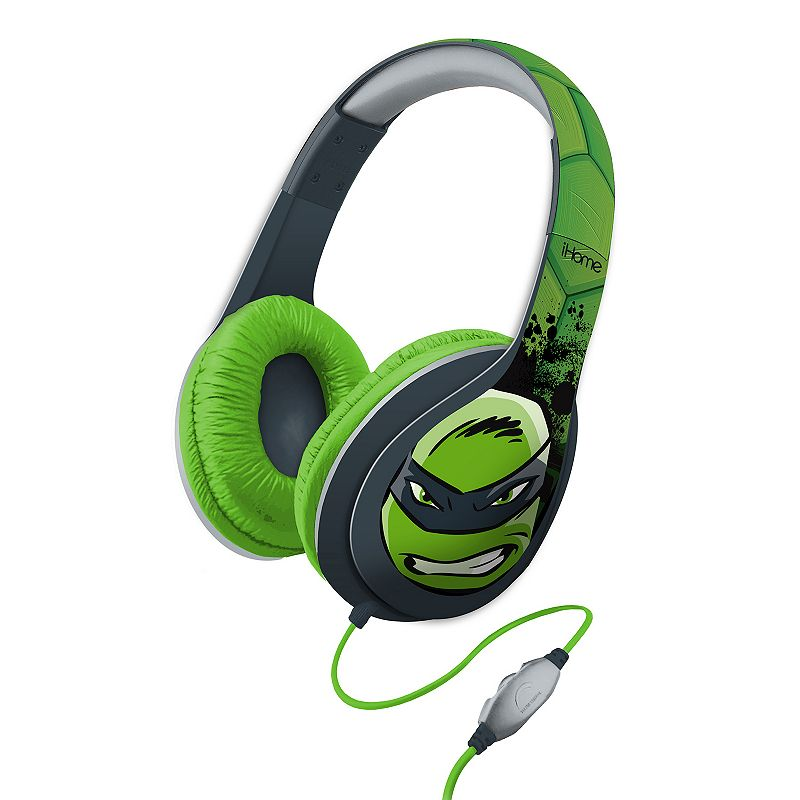 iHome Teenage Mutant Ninja Turtles Headphones