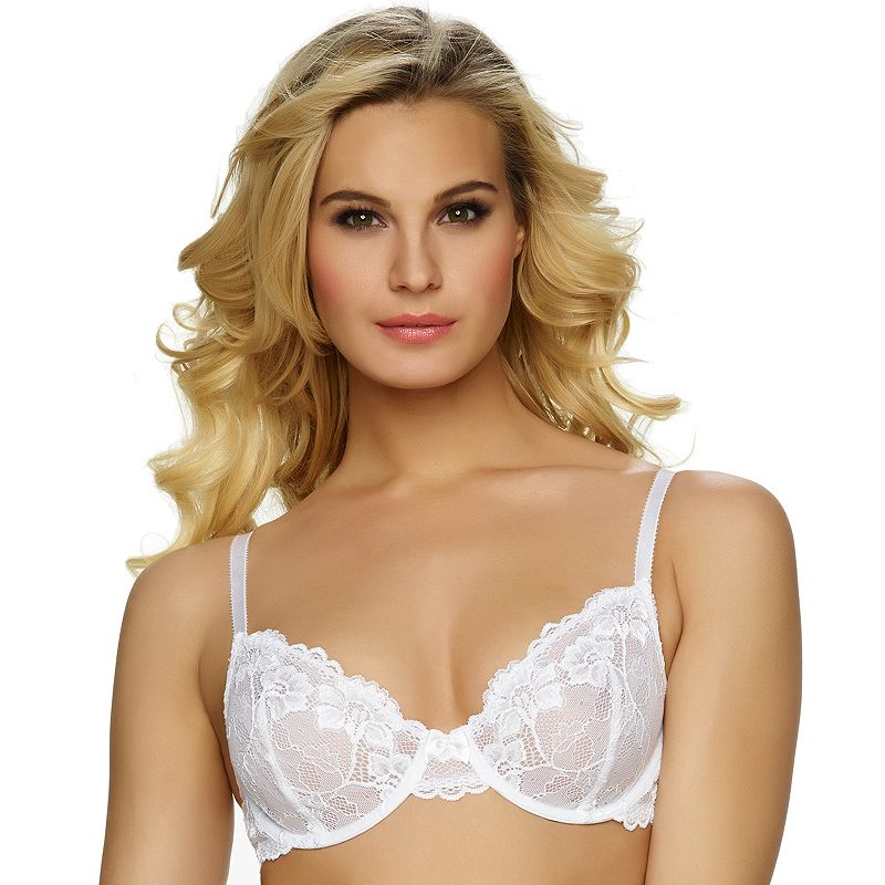 Apt. 9® Bra: Floral Lace Bra - Women's