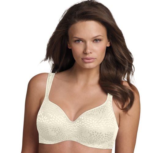 Playtex Secrets Bra: Body Revelation Jacquard  Full-Figure Balconette Bra 4823 - Women's