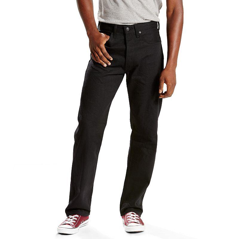 Men's Levi's 501 Original Shrink-To-Fit Jeans