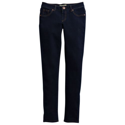 Girls 7-16 Mudd® Embroidered Jeggings
