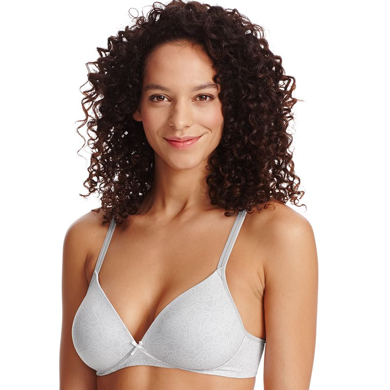Warner's Bra: Elements of Bliss Full-Coverage Wire-Free Lift Bra 1298 - Women's