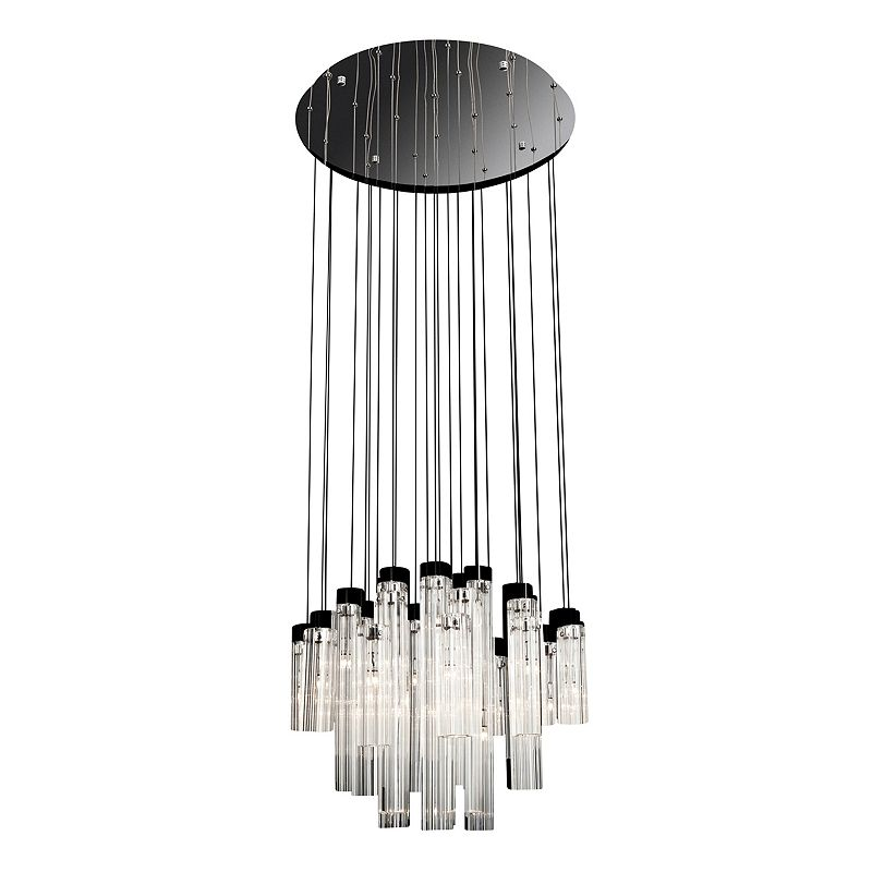 Lite Source Inc. Alfonso Crystal 24-Light Chandelier