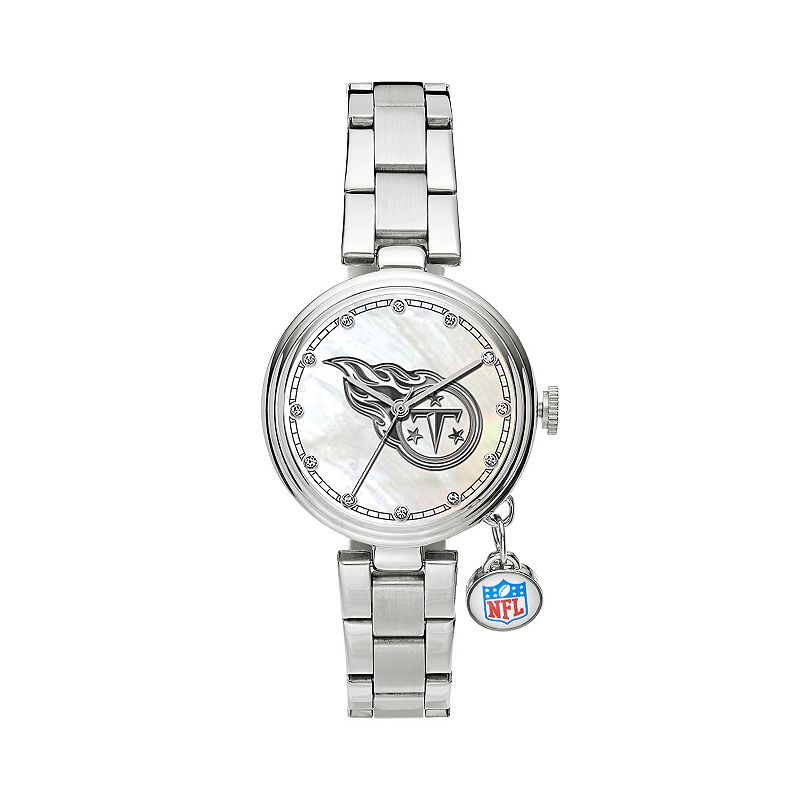 Sparo Charm Watch - Women's Tennessee Titans Stainless Steel