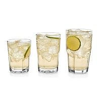Food Network™ 30-pc. Tap Room Glassware Set