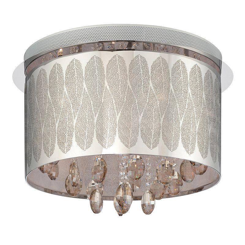 Lite Source Inc. Giustina Flush Mount Ceiling Lamp