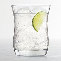Food Network™ Hourglass 4-pc. Rocks Glass Set