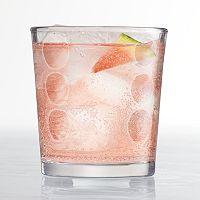 Food Network™ 4-pc. Sphere Rocks Glassware Set
