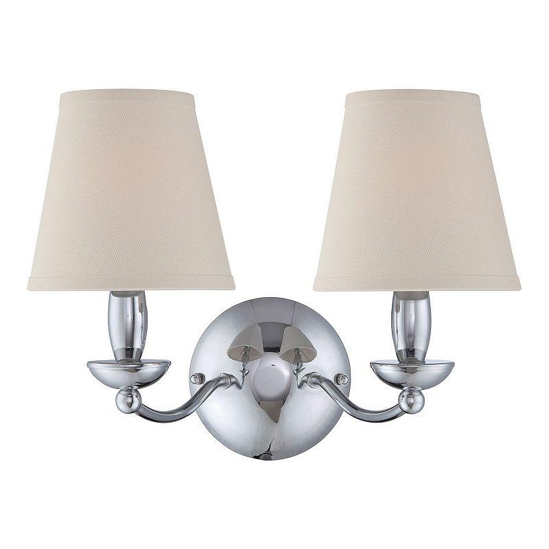 Lite Source Inc. Althea 2-Light Wall Lamp