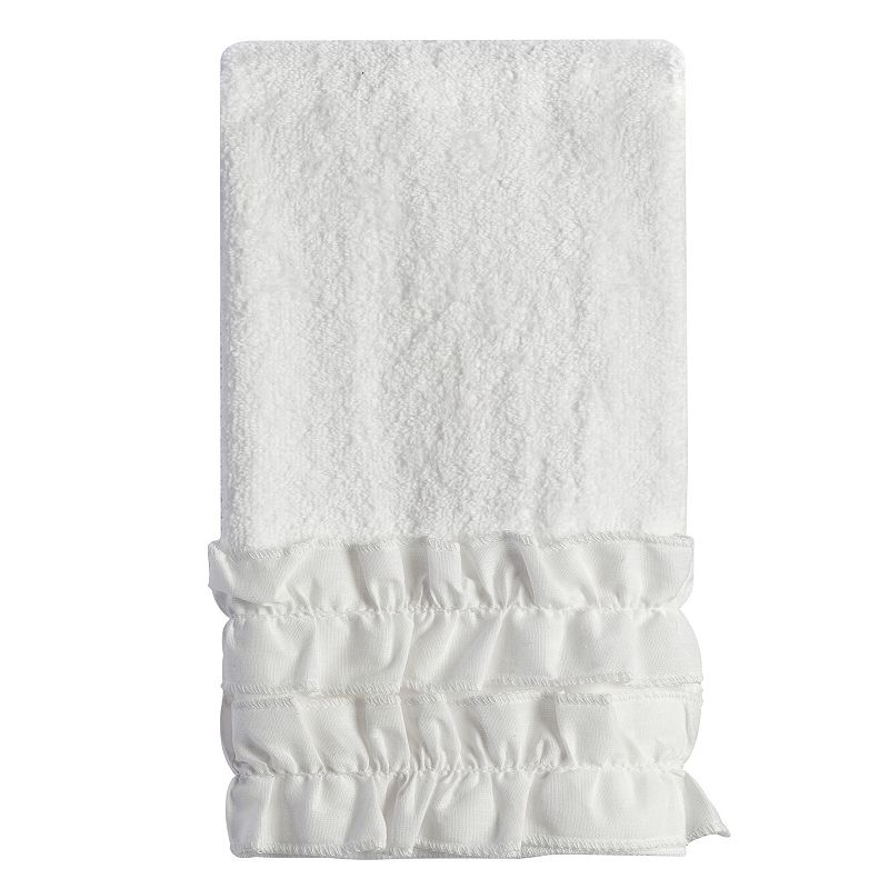 Creative Bath Ruffles Fingertip Towel