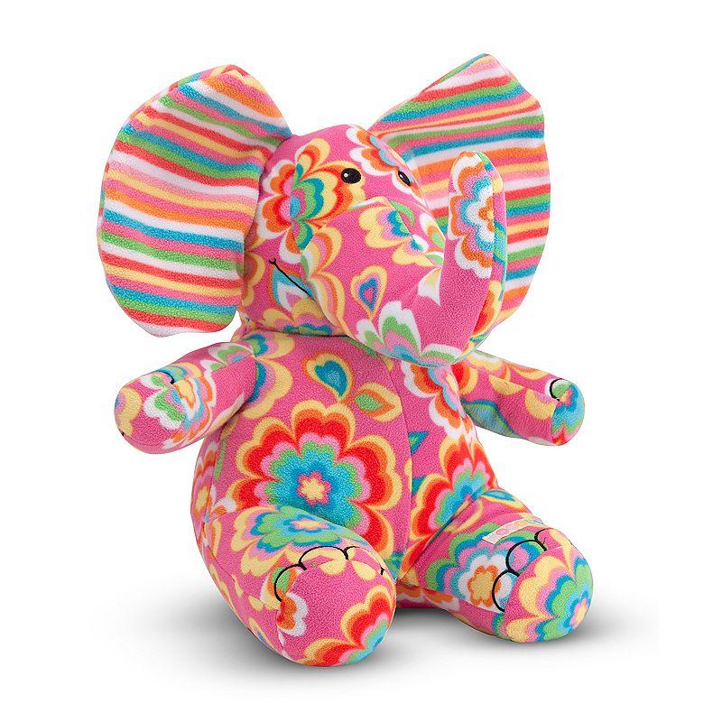 Melissa and Doug Sally Elephant Plush Toy