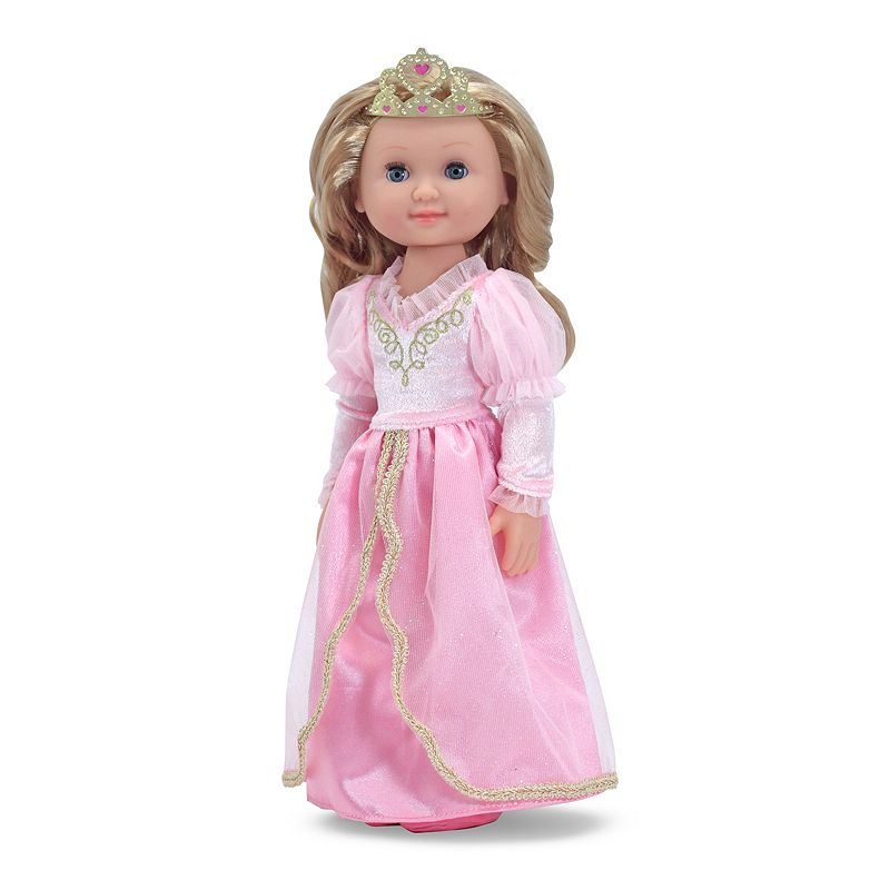 Melissa and Doug Celeste 14-in. Princess Doll