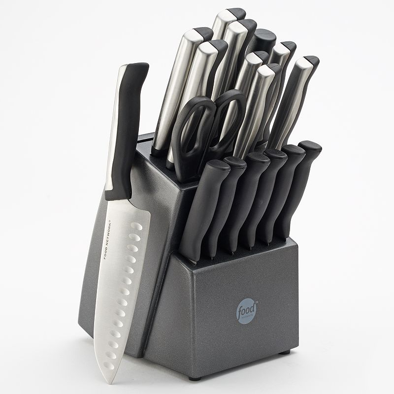 Food Network™ 18-pc. Soft-Grip Cutlery Set
