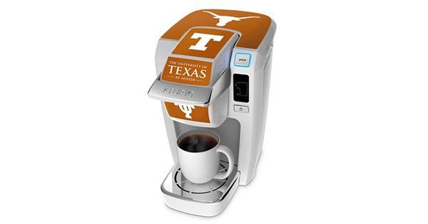 Colorful Coffee Maker Kohl S : Keurig Texas Longhorns 4-pc. Decal Set
