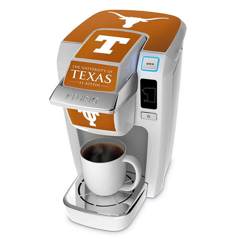 Keurig® Texas Longhorns 4-pc. Decal Set