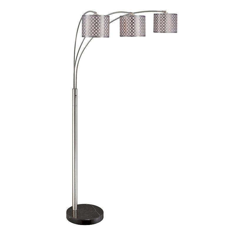 Lite Source Inc. Netto Arch Floor Lamp