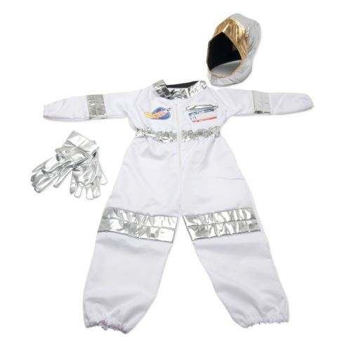 Melissa & Doug Astronaut Boy Role Play Costume Set