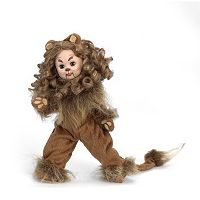 Madame Alexander Cowardly Lion from The Wizard of Oz Collectible Doll