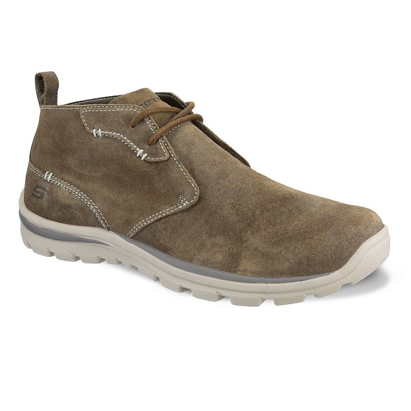 Skechers Mens Relaxed Fit Shoes Kohls