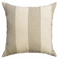 Softline Azure Striped Decorative Pillow